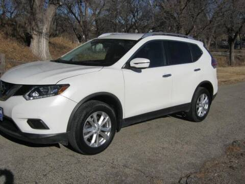 2016 Nissan Rogue for sale at Matteson Motors Inc in Phillipsburg KS