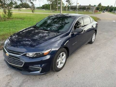 2018 Chevrolet Malibu for sale at VC Auto Sales in Miami FL