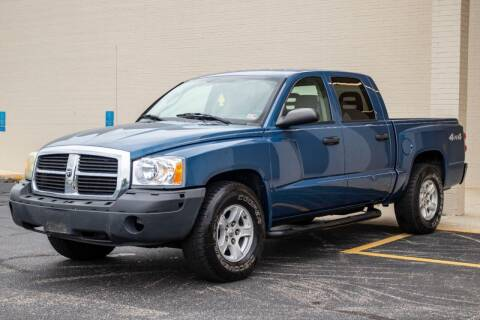 2005 Dodge Dakota for sale at Carland Auto Sales INC. in Portsmouth VA