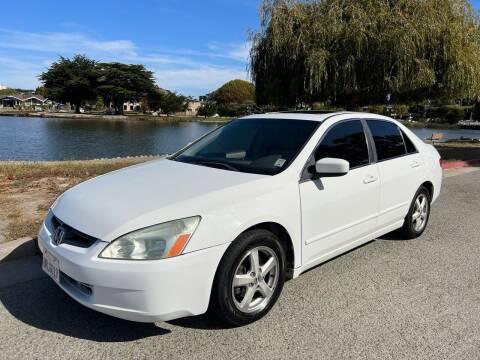 2003 Honda Accord for sale at Dodi Auto Sales in Monterey CA