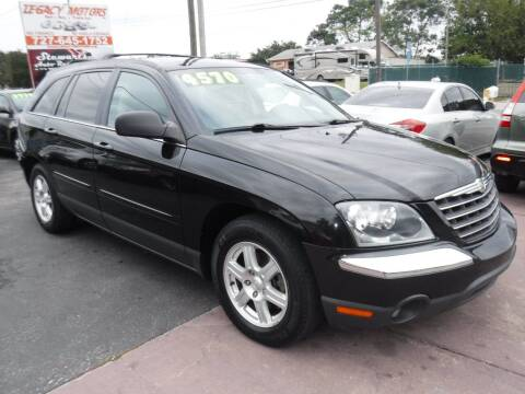 2006 Chrysler Pacifica for sale at LEGACY MOTORS INC in New Port Richey FL