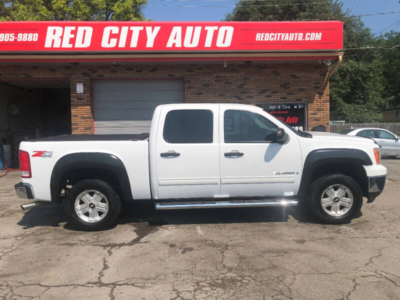 2008 GMC Sierra 1500 for sale at Red City  Auto in Omaha NE
