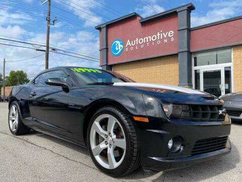 2011 Chevrolet Camaro for sale at Automotive Solutions in Louisville KY