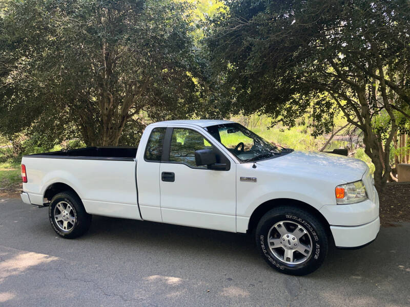 2008 Ford F-150 for sale at Bull City Auto Sales and Finance in Durham NC