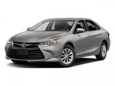 2016 Toyota Camry for sale at Scott Evans Nissan in Carrollton GA