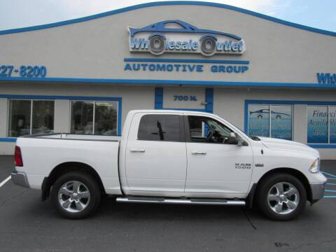 2014 RAM Ram Pickup 1500 for sale at The Wholesale Outlet in Blackwood NJ