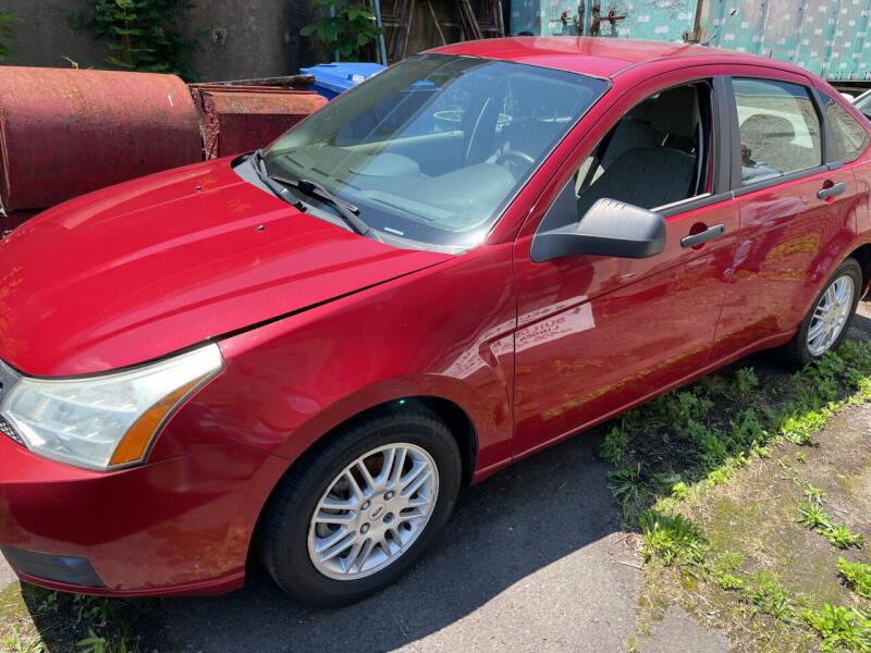 2010 Ford Focus for sale at Frank's Garage in Linden NJ