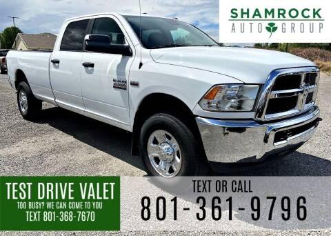 2015 RAM Ram Pickup 3500 for sale at Shamrock Group LLC #1 in Pleasant Grove UT
