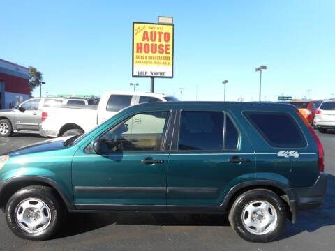 2002 Honda CR-V for sale at AUTO HOUSE WAUKESHA in Waukesha WI