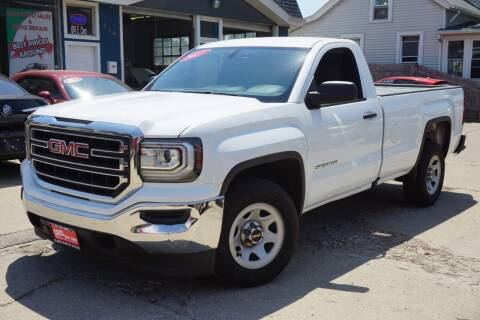 2017 GMC Sierra 1500 for sale at Cass Auto Sales Inc in Joliet IL