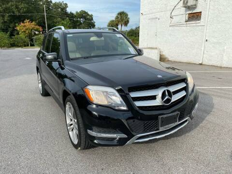 2013 Mercedes-Benz GLK for sale at LUXURY AUTO MALL in Tampa FL