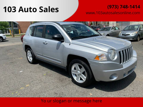 2010 Jeep Compass for sale at 103 Auto Sales in Bloomfield NJ