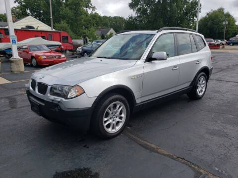 2004 BMW X3 for sale at Advantage Auto Sales & Imports Inc in Loves Park IL