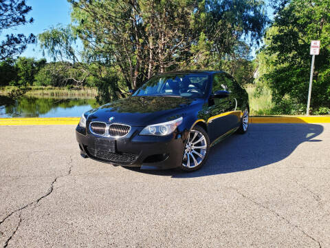 2006 BMW M5 for sale at Excalibur Auto Sales in Palatine IL