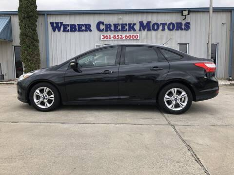 2013 Ford Focus for sale at Weber Creek Motors in Corpus Christi TX