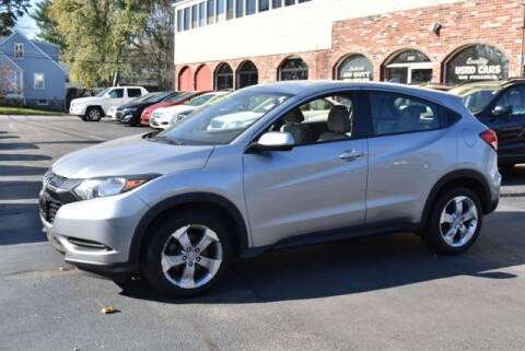2018 Honda HR-V for sale at Absolute Auto Sales, Inc in Brockton MA