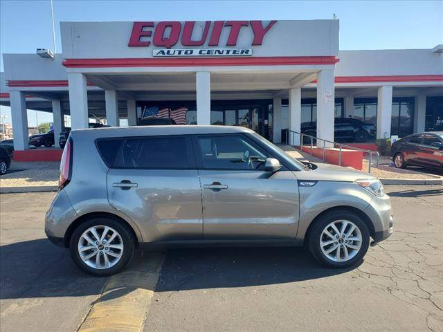 2019 Kia Soul for sale at EQUITY AUTO CENTER in Phoenix AZ