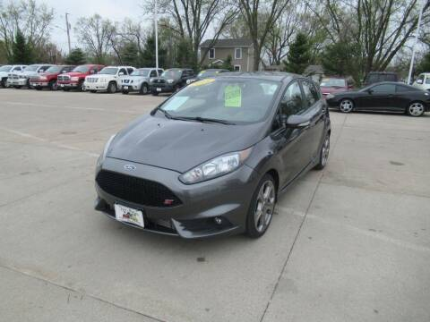 2018 Ford Fiesta for sale at Aztec Motors in Des Moines IA
