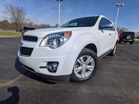 2011 Chevrolet Equinox for sale at West Point Auto Sales in Mattawan MI