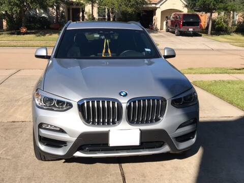 2019 BMW X3 for sale at SBC Auto Sales in Houston TX