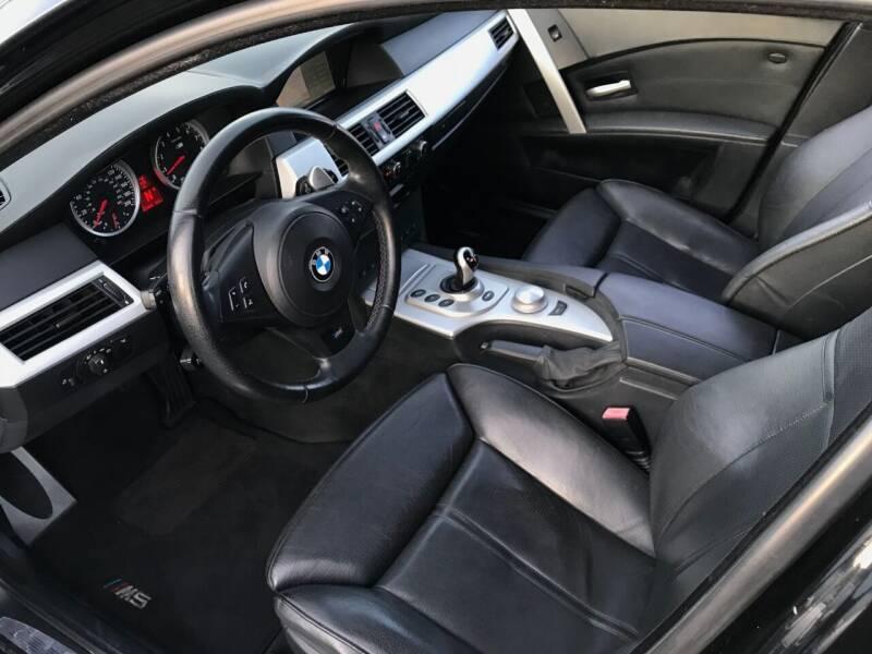 2006 BMW M5 4dr Sedan - Pompano Beach FL