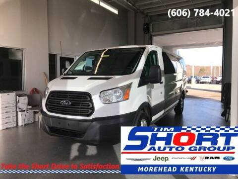 2017 Ford Transit Passenger for sale at Tim Short Chrysler in Morehead KY