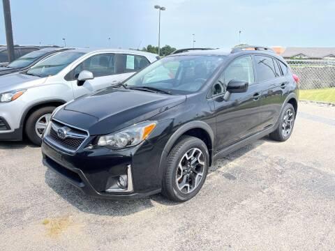 2016 Subaru Crosstrek for sale at Greg's Auto Sales in Poplar Bluff MO