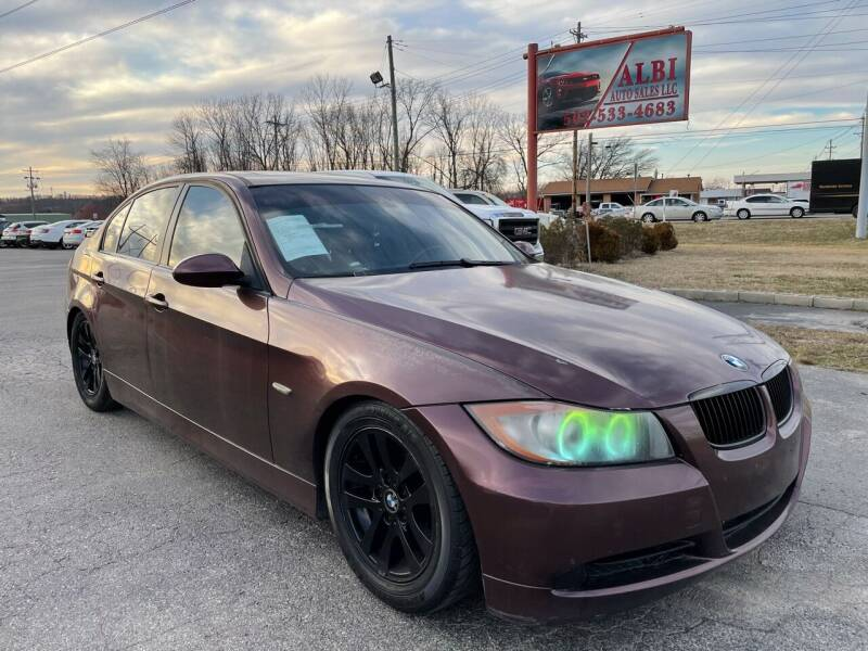 2006 BMW 3 Series for sale at Albi Auto Sales LLC in Louisville KY