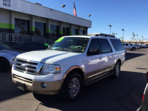 2013 Ford Expedition EL for sale at Ideal Cars in Mesa AZ
