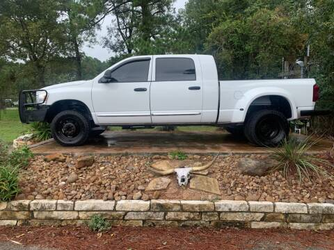 2007 Dodge Ram Pickup 3500 for sale at Texas Truck Sales in Dickinson TX