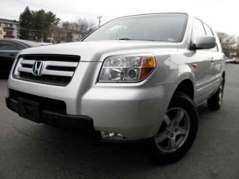 2007 Honda Pilot for sale at DMV Auto Group in Falls Church VA