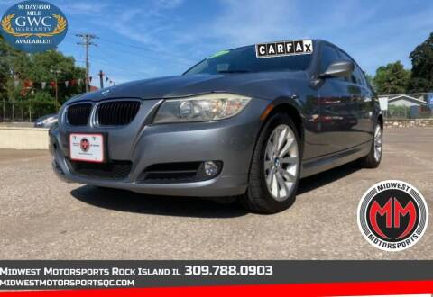 2011 BMW 3 Series for sale at MIDWEST MOTORSPORTS in Rock Island IL
