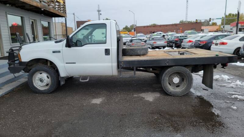 2000 Ford F-450 Super Duty for sale at Epic Auto in Idaho Falls ID