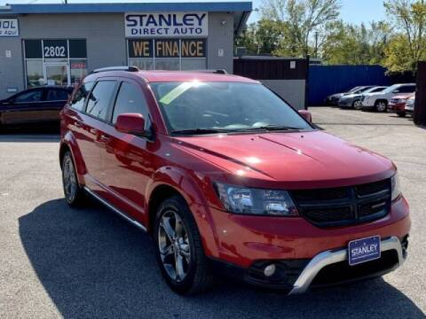 2015 Dodge Journey for sale at Stanley Automotive Finance Enterprise - STANLEY DIRECT AUTO in Mesquite TX