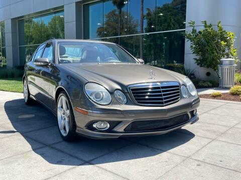 2009 Mercedes-Benz E-Class for sale at Top Motors in San Jose CA
