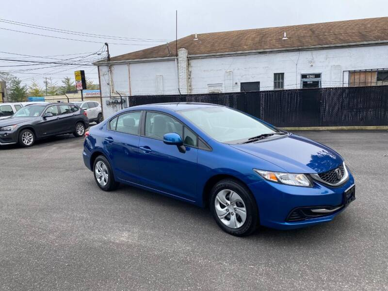 2013 Honda Civic for sale at QUALITY AUTO SALES OF NEW YORK in Medford NY