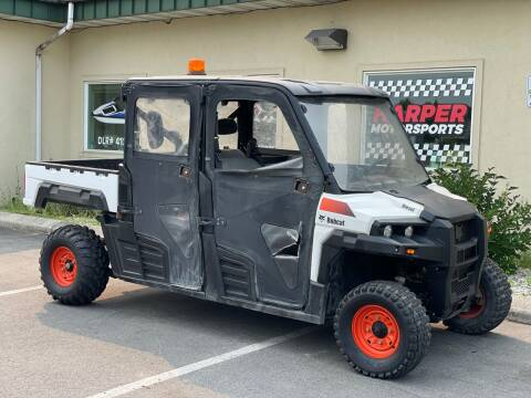 2016 Bobcat 3400XL  Diesel Crew-Cab for sale at Harper Motorsports-Powersports in Post Falls ID