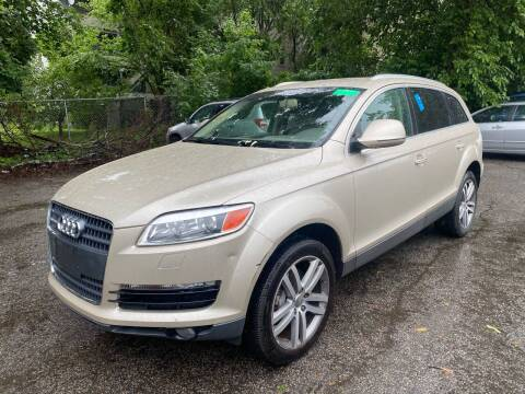 2007 Audi Q7 for sale at Polonia Auto Sales and Service in Hyde Park MA
