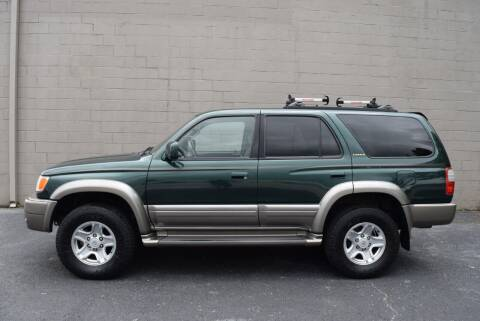 1999 Toyota 4Runner for sale at Precision Imports in Springdale AR
