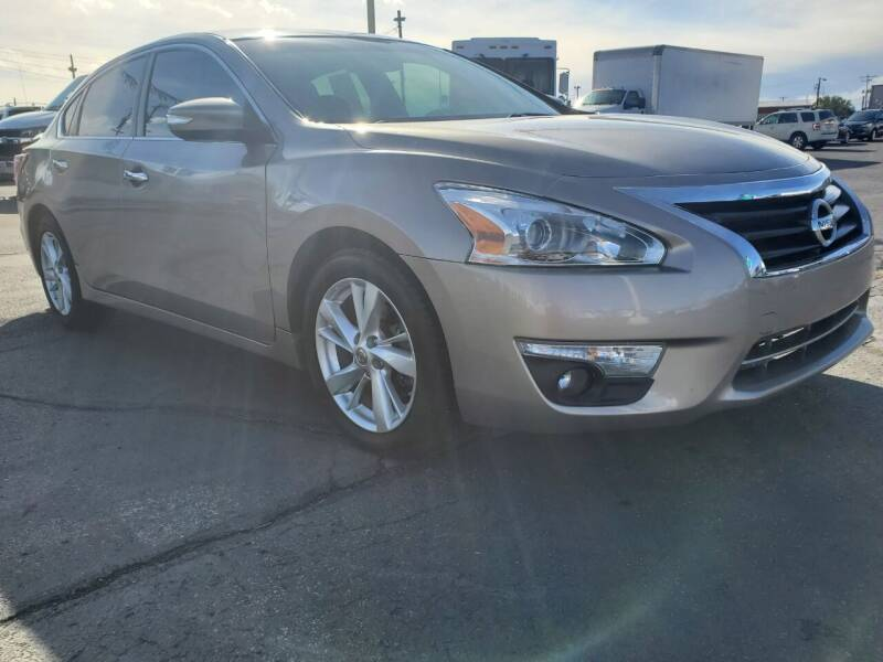2013 Nissan Altima for sale at Better All Auto Sales in Yakima WA