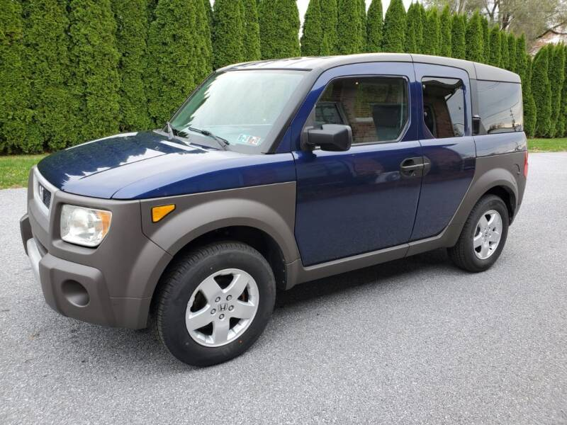 2003 Honda Element for sale at Kingdom Autohaus LLC in Landisville PA