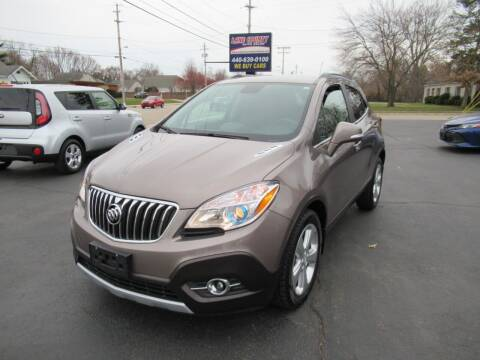 2015 Buick Encore for sale at Lake County Auto Sales in Painesville OH