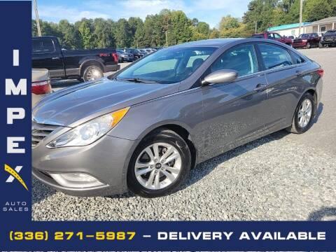 2013 Hyundai Sonata for sale at Impex Auto Sales in Greensboro NC