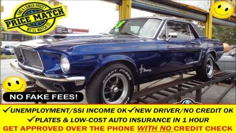 1968 Ford Mustang for sale at AUTOFYND in Elmont NY
