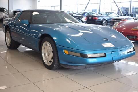 1995 Chevrolet Corvette for sale at Legend Auto in Sacramento CA