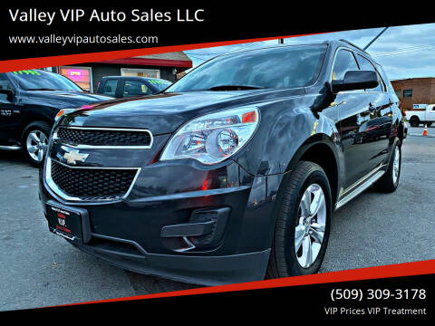 2015 Chevrolet Equinox for sale at Valley VIP Auto Sales LLC - Valley VIP Auto Sales - E Sprague in Spokane Valley WA