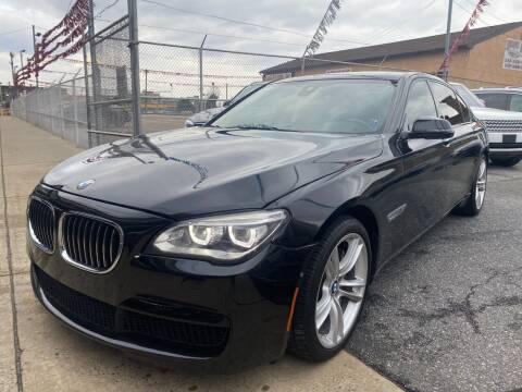 2013 BMW 7 Series for sale at The PA Kar Store Inc in Philladelphia PA