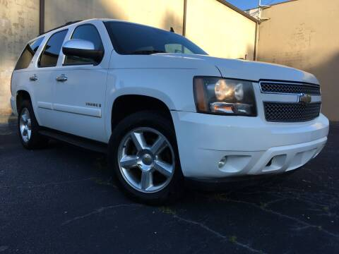 2008 Chevrolet Tahoe for sale at Legacy Motor Sales in Norcross GA