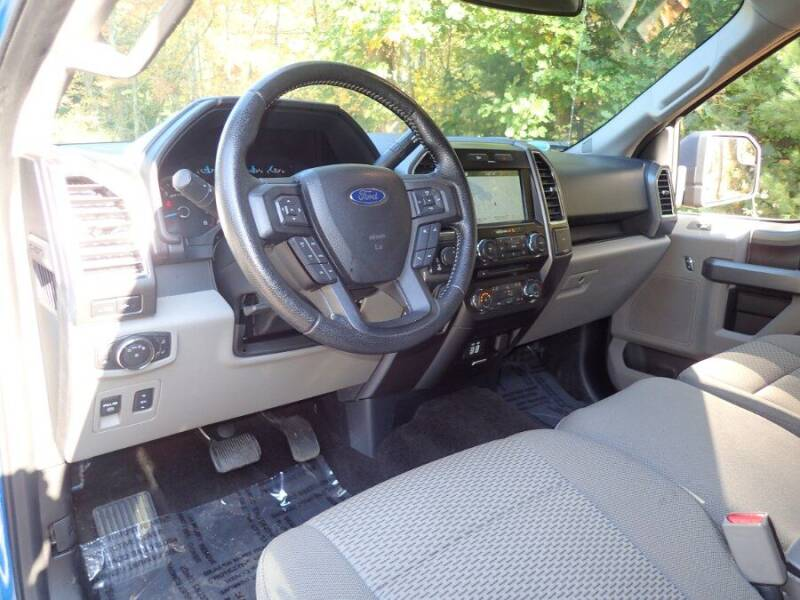 2016 Ford F-150 4WD SuperCrew 145' XLT - Storrs CT