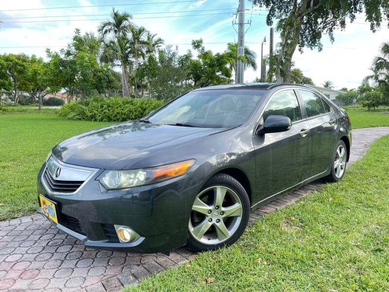 2011 Acura TSX for sale at Citywide Auto Group LLC in Pompano Beach FL